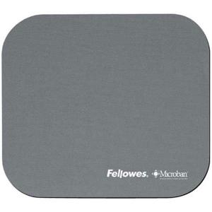 Mausmatte Fellowes, Microban, silber