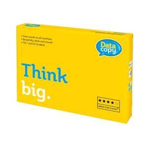 Kopierpapier Data Copy A3, 80 g/m2, FSC, Packung à 500 Blatt