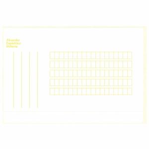Paketadressen, 12,6x7,8 cm, selbstklebend, weiss/gelb, Beutel à 30 Stück