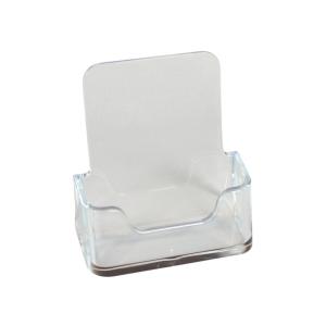 Visitenkartenhalter BoOffice, hoch, transparent