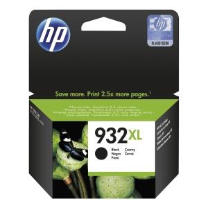 Tintenpatrone HP No.932XL CN053AE, 1000 Seiten, schwarz