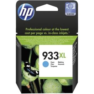 Tintenpatrone HP No.933XL CN054AE, 825 Seiten, cyan