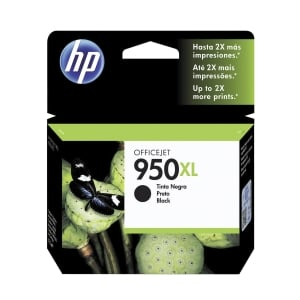 CARTUCCIA INCHIOSTRO HP CN045AE NO.950XL PER OFFICEJET 8100, NERO