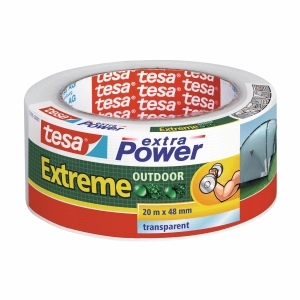 Klebeband tesa Extra Power Extreme Outdoor 48 mmx20 m