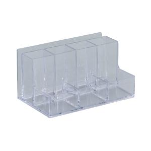 Multi-Köcher Alco, 8-teilig, transparent