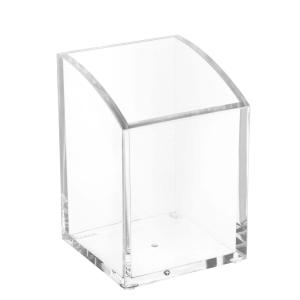 Stifte-Köcher Maul, transparent