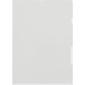 Sichtmappe Kolma Soft, A4, transparent, Packung à 100 Stück