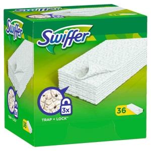 Swiffer Bodenreinigungstücher Nachfüller, Packung à 36 Stück