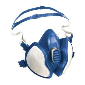 Halbatemschutzmaske 3M 4277, Typ FFABE1P3 R D, mit parabolischem Ausatemventil