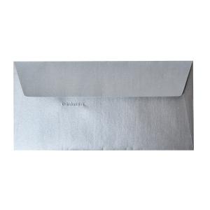 Couverts 220x110 mm, 120 g/m2 silber Pk. à 20 Stk.