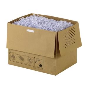 Rexel Aktenvernichterbeutel, 40 l , aus Papier, Packung à 20 Stück
