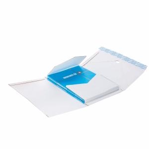 Verpackung Brieger Varifix 52/45, 21,7x15,5x2-6 cm, weiss