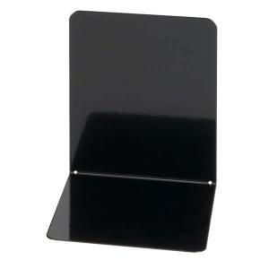 Buchstütze Maul, Stahlblech, schwarz, Packung à 2 Stück