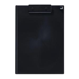 Schreibplatte Kolma Paper Clip 600406, A4, Klemme auf der Schmalseite, schwarz