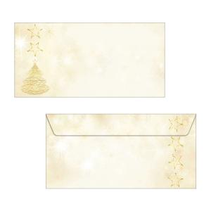 Couvert Sigel Graceful Christmas 220x110 mm, 90 g/m2, Packung à 50 Stück