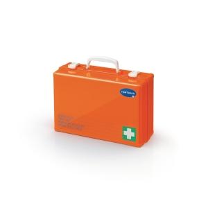 Hartmann Vario 3 Notfallkoffer, 25x12,5x31 cm, gefüllt