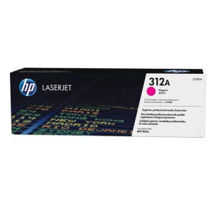 Toner HP CF383A, 2700 Seiten, magenta
