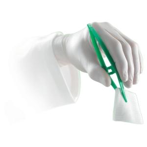 Einweg-Medizinhandschuhe Ansell Micro-Touch, Nitril, Gr. M, Pk. à 150 Stk.