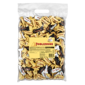 Toblerone Miniatures, assortiert, Beutel à 2.4 kg