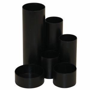 Multi-Köcher, schwarz