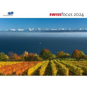 Bildkalender Swiss Focus 61234