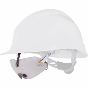 Brille für Schutzhelme Deltaplus FUEGO, Polycarbonat, farblos