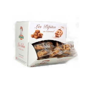 Tante Agathe Caramel Chip Biscuits, 800 g Package