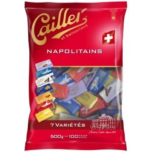 Cailler Napolitains assortiert, Packung à 500 g