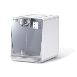 Kärcher WPD 200 Adv. Table-Top Wasserdispenser mit Kohlensäure und Heissw. weiss