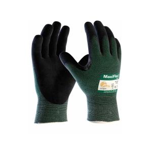Schnittschutzhandschuhe ATG MaxiFlex Cut 34-8743, Typ EN388 4331, Gr. 9, Paar