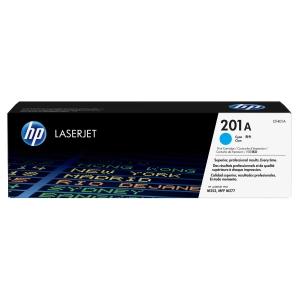 Toner HP CF401A, 1400 Seiten, cyan