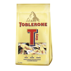 Toblerone Tiny, assortiert, Packung à 248 g
