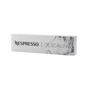 NESPRESSO Entkalkungskonzentrat für Kaffeemaschinen, 2 Beutel