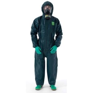 Schutzanzug Microgard 4000, Modell 111, Grösse XL, grün