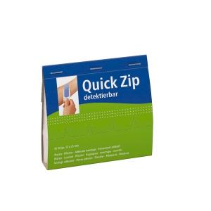 Hartmann Quick Zip Wundpflaster Refill f. Pflasterspender, detektierbar,72x25 mm