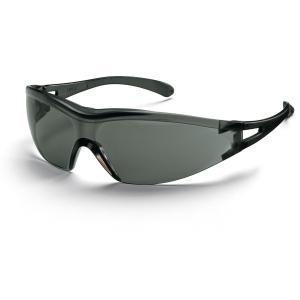 Schutzbrille Uvex 9170 x-one, Filtertyp 5, grau, Scheibe grau