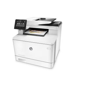 Farblaserdrucker HP LaserJet MFP M477FDW