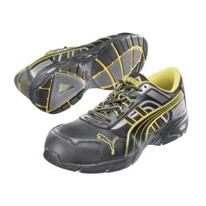 Sicherheitsschuhe Puma Pace, S3/HRO/SRC, Grösse 40, schwarz/gelb, Paar
