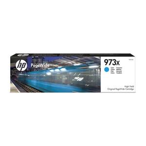 Tintenpatrone HP No.973X F6T81AE, 7000 Seiten, cyan