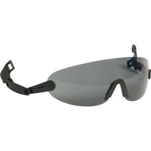 Integrierte Schutzbrille, 3M V6B, für alle 3M Peltor Schutzhelme, Scheibe grau