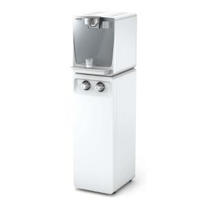Kärcher WPD 200 Basic Stand-Alone Wasserdispenser mit Kohlensäure weiss