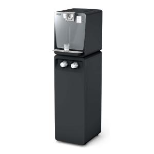 Kärcher WPD 200 Adv. St-Al Wasserdispenser mit Kohlensäure & Heisswasser schwarz