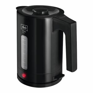 Wasserkocher Melitta Easy Aqua, 1,7 l, schwarz