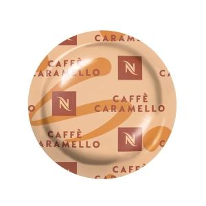 NESPRESSO Espresso Caramel, Packung à 50 Kapseln