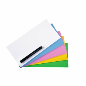 Legamaster Magic Chart Notes, 10x20 cm, assortiert 5 Farben à 100 Blatt