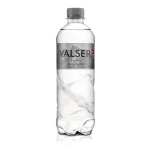Valser Silence Mineralwasser ohne Kohlensäure 50 cl, Packung à 24 Flaschen