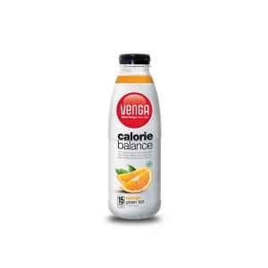 Venga Calorie Balance Orange 50 cl, Packung à 12 Flaschen