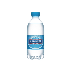 Henniez Blau Mineralwasser ohne Kohlensäure 33 cl, Packung à 24 Flaschen
