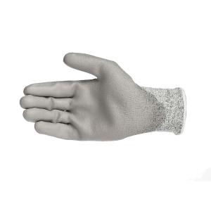 Schnittschutzhandschuhe Safety Jogger SHIELD, Typ EN388 4543, Gr.9, grau, 1 Paar
