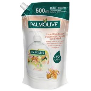 Flüssigseife Palmolive Mandelmilch Nachfüller, 500 ml